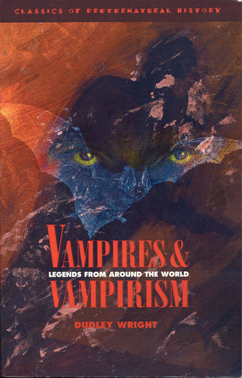 a research on the history of vampires